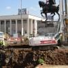 """Projekti i Sheshit """"Skënderbej""""- Monumenti i Skënderbeut """"lëkundet nga frika"""""""