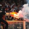 Itali-Serbi, përleshje mes tifozëve. Serbët djegin flamurin shqiptar
