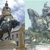 Heroi hungarez Janosh Huniadi mik i madh i heroit tonë Gjergj Kastrioti Skënderbe
