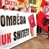 Jo regjistrimit etnik, firmoset peticioni në Tiranë