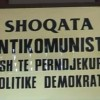Shoqata  Antikomuniste e t Prndjekurve Politik Demokrat  t Shqipris-Deklarat  pr  shtyp