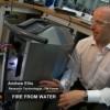 Të prodhosh flakë me uj