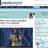 Spanja, Indinjohen mediat: Ne djall Eurovizioni e BE, Rroftë Shqipëria