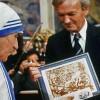 Fjalimi prekës i Nënë Terezës në ceremoninë e dorëzimit të Çmimit Nobel për Paqen në Oslo