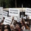 """Lëvizja Vetëvendosje protestë """"Kundër hajnisë"""""""