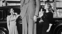 Amerikani Robert Wadlow, njeriu më i gjatë në historinë e botës