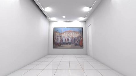 Ardhja e Delisë në Pikturën Shqiptare